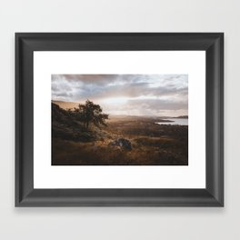 Wester Ross - Landscape and Nature Photography Framed Art Print