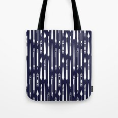 Create (dark blue version) Tote Bag