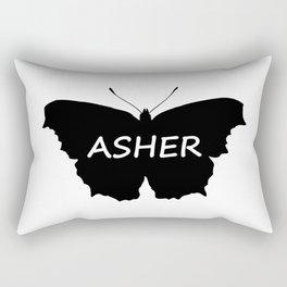 Asher Butterfly Rectangular Pillow