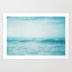 ocean 2239 Art Print