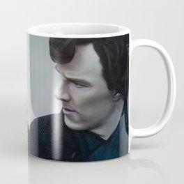 Sherlock & Moriarty Coffee Mug