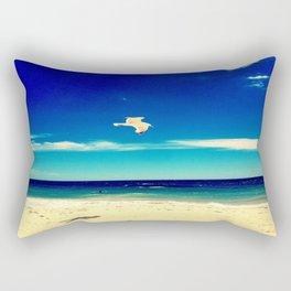 Lonesome Seagul Rectangular Pillow