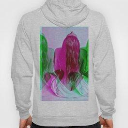 Lei watercolor Hoody