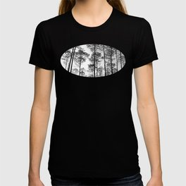 Lined Up T-shirt