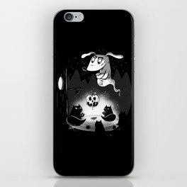 poisonous iPhone Skin