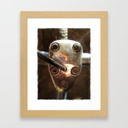Arm & Hammer Framed Art Print