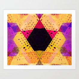 Remote Control  Art Print