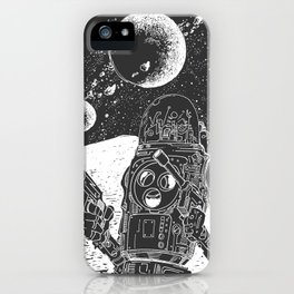 Duke of the Moon iPhone Case