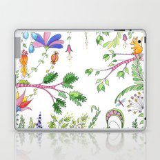 Bucolic forest Laptop & iPad Skin