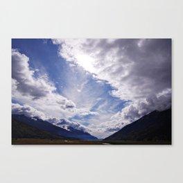 Heaven's Glory Canvas Print