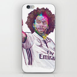 Real Madrid Marcelo iPhone Skin