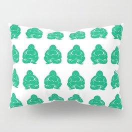 Jade Asian Moods Buddha Boys Pillow Sham