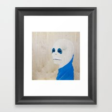 King Demon 3 Framed Art Print
