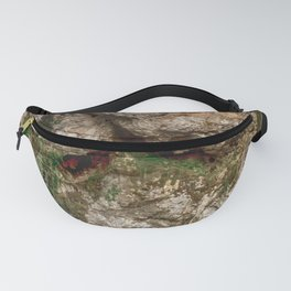 The Holy Cave of Covadonga Fanny Pack