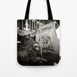 { merry go round } Tote Bag