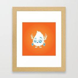 Lil' Guy Framed Art Print