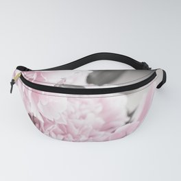 Summer Atmosphere Pale Pink Peonies On The Table #decor #society6 Fanny Pack