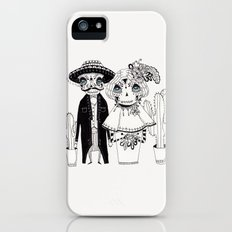 Day of the Dead iPhone (5, 5s) Slim Case