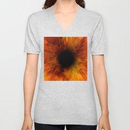 Black hole Unisex V-Neck