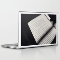 letters Laptop & iPad Skins featuring Letters by Sarah L. Hurd