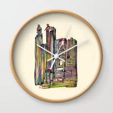 North Point Wall Clock