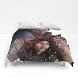 Ir Ableas, Vehnan Comforters