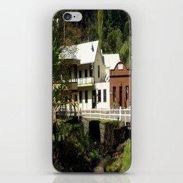 Stringer's Creek - Walhalla - Australia iPhone Skin