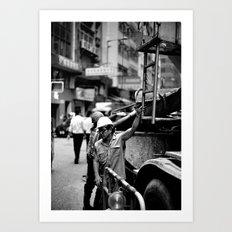 Hong Kong #65 Art Print