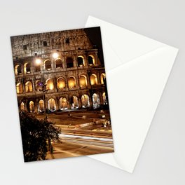 Roma, Colosseo   Rome, colosseum Stationery Cards