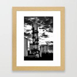 Dark Tower (small) Framed Art Print