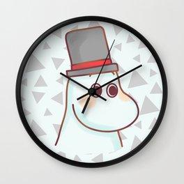 Moominpappa Wall Clock