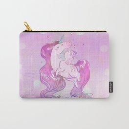 Chubby Unicorn - Hair Goals Carry-All Pouch