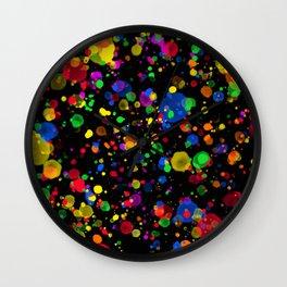 But I'm an Artist! - PRIDE (B) Wall Clock