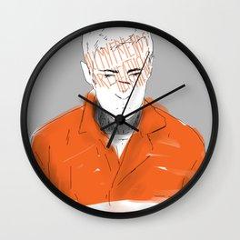 heathens - tyler joseph Wall Clock