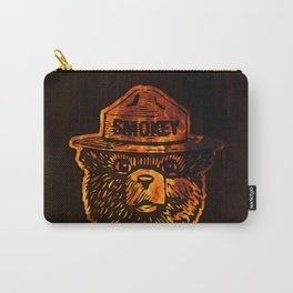 Smokey the Bear Carry-All Pouch