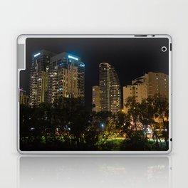 Broadbeach At Night Laptop & iPad Skin