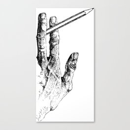 2 tools Canvas Print