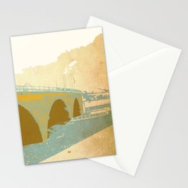 Stone Arch Bridge - Minneapolis, MN Stationery Cards