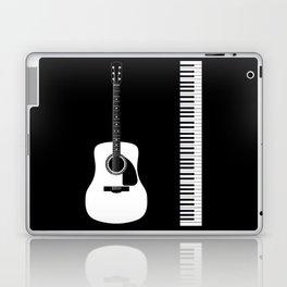 Guitar Piano Duo Laptop & iPad Skin