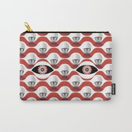 The Red Handmaid Collection by ©2018 Balbusso Twins Carry-All Pouch