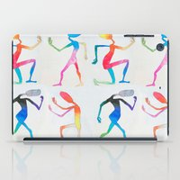 asexual iPad Cases featuring Human Transitioning by aalexhayes