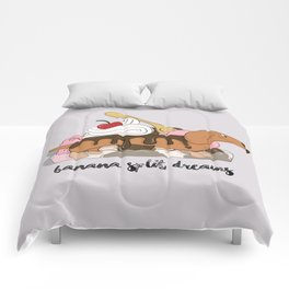 Roger the Dachshund Comforters
