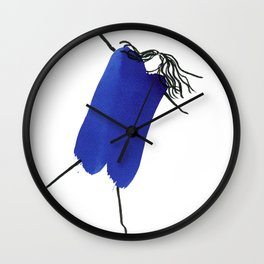 How to be a girl #2 Wall Clock