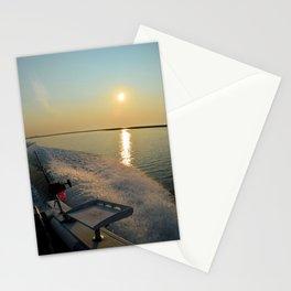 Morning Run Stationery Cards