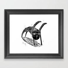 H A S E 1 Framed Art Print
