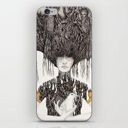 Devotion iPhone Skin