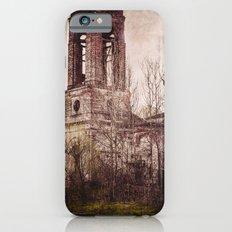 Church in ruins iPhone 6s Slim Case
