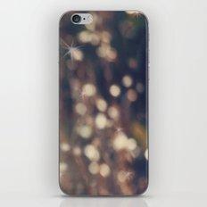 Sparkling Fairy Lights iPhone & iPod Skin
