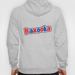 Bazooka retro bubble chewing gum Hoody