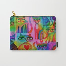 Pussies Galore  Carry-All Pouch